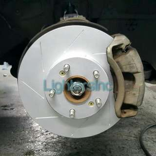 Performance Slotted Rotors SALE
