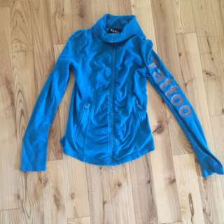 Blue Tattoo Sweater (from Eclipse)