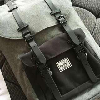 Hershels Backpack Authentic