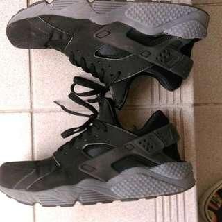 Nike 黑 武士