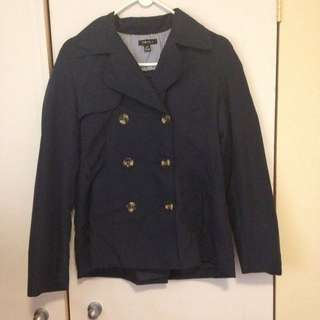 SOLD - Button Up Jacket