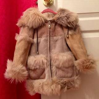 Girls Winter Coat 2T-3T