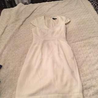H&m Dress White