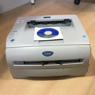Free Brother HL-2040 Laser Black Printer