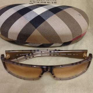 Authentic Burberry Sunglass