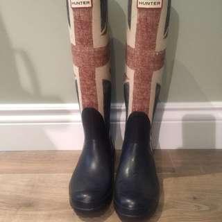 Limited Edition Hunter Rain boots