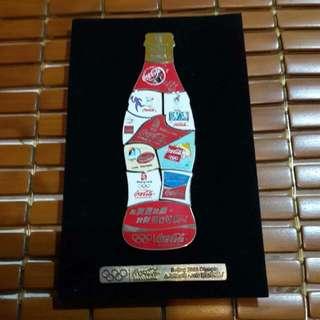 可口可樂奧運磁鐵