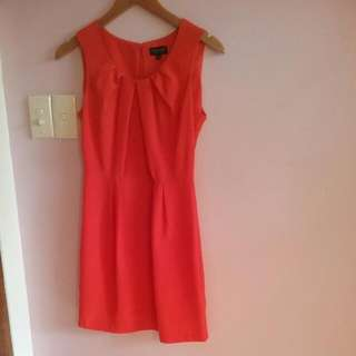 TOPSHOP DRESS SIZE 8