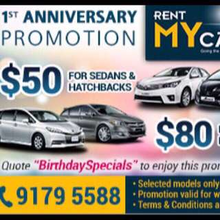 Cheapest Car Rental This Weekend