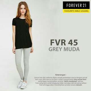 F21 - Cotton Legging