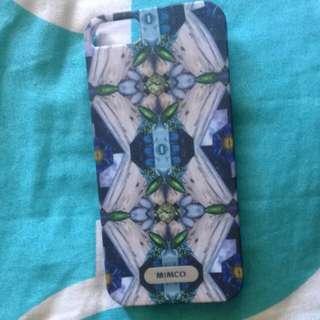 iPhone 5 Mimco Phone Case