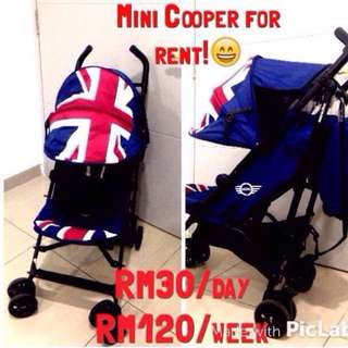 Rent Mini Buggy Mini Cooper