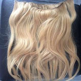 100% Natural Hair Extensions