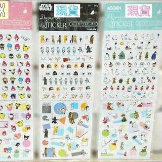 🇯🇵日本-行事曆小貼紙✨ 現貨唷