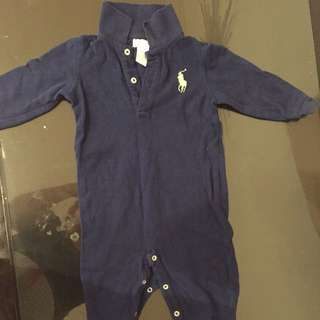 Ralph Lauren Overalls For 9month Old Babies!