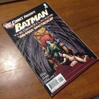 Batman : The Demon Laughs (one Shot)