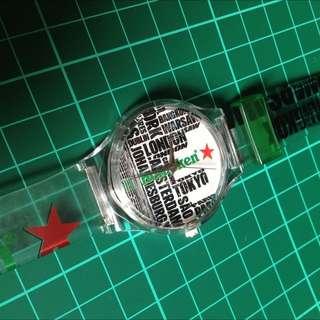 Jam Tangan Heineken