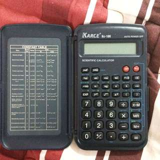 Calculator karce