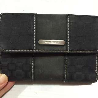Black Wallet 9west #repriced#