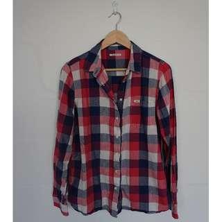 Lee Check Shirt - Medium