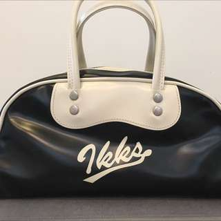 French Fashion Brand IKKS Purse