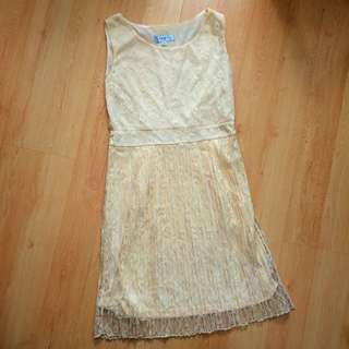 TEMT Full Lace Dress