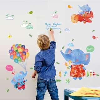 最新款✨小象氣球🎈🐘 現貨 無痕
