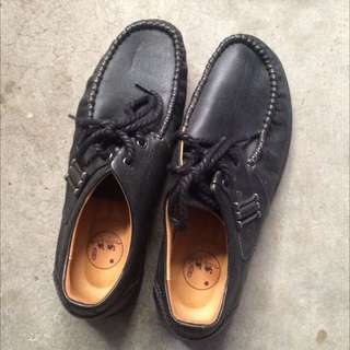 Another Black Shoe