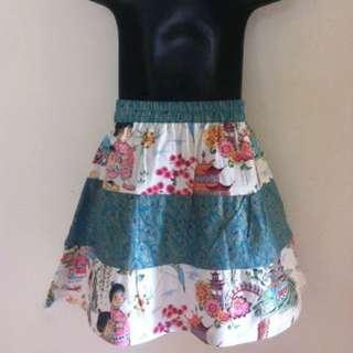 Girls Aunty Ollie Skirt