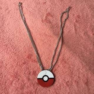 Pokemon GO BFF puzzle Piece Necklace Set (x2 Necklaces)