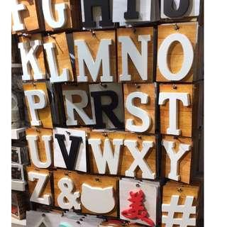 """Mr & Mrs"" Wording Blocks"