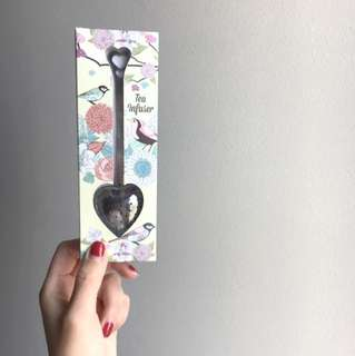 Heart Shaped Tea Infuser