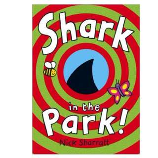 [In Stock] Shark in the Park! by Nick Sharratt