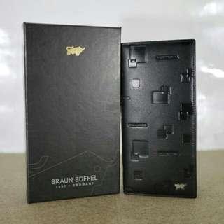 Dompet Braun Buffel - Emboss (Unisex)