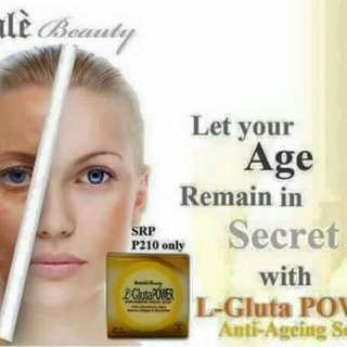 ROYALE ANTI - AGEING FACIAL SOAP (Certified Halal)