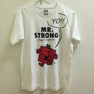 Mr Strong Oversized Tee