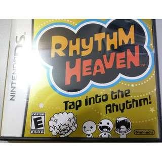 WTS Rhythm Heaven (nintendo DS)
