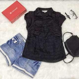 Black Shirt Bega