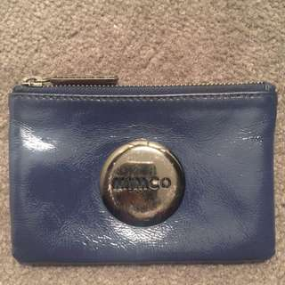 MIMCO Navy Pouch Small