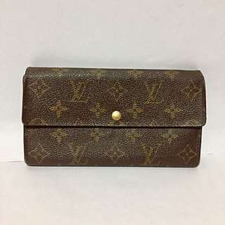 SALE!!! Authentic LV Long Wallet (Pre-loved)