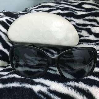 (保留於penny555)保證coach 正品太陽眼鏡