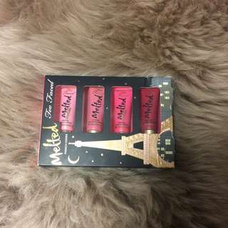 Limited Edition: Too Face Melted Lips