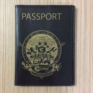 Black Passport Brand New!!