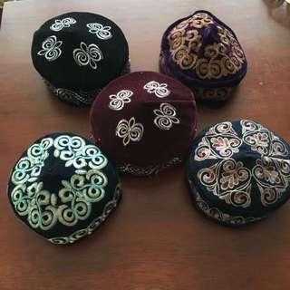 Central Asian Style Men's Hat