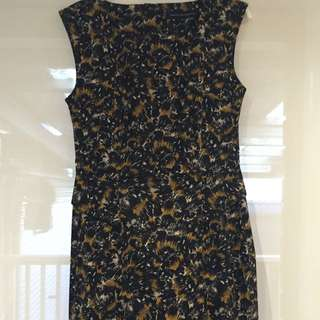⭐️⭐️⭐️French Connection Shift Dress Size 12
