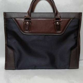 Men's Portfolio Bag from Japan