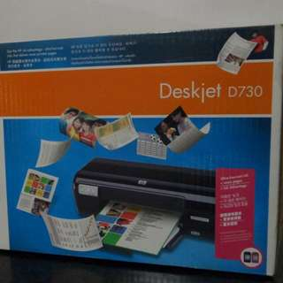 Preloved Printer Hp Deskjet