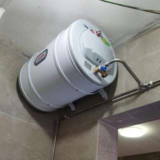 joven 25L storage heater.