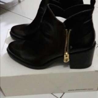 Sepatu Boots Zara Original