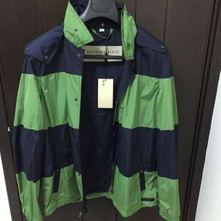 Burberry Jacket (men's) Size M Brand New